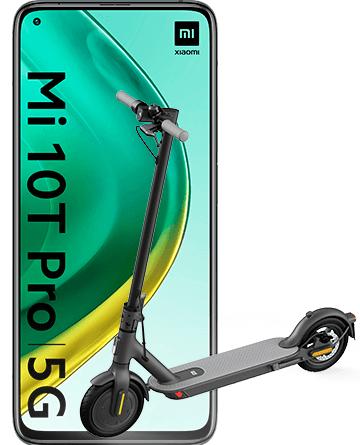 Xiaomi Mi 10T Pro + Patinete Xiaomi Scooter Essential