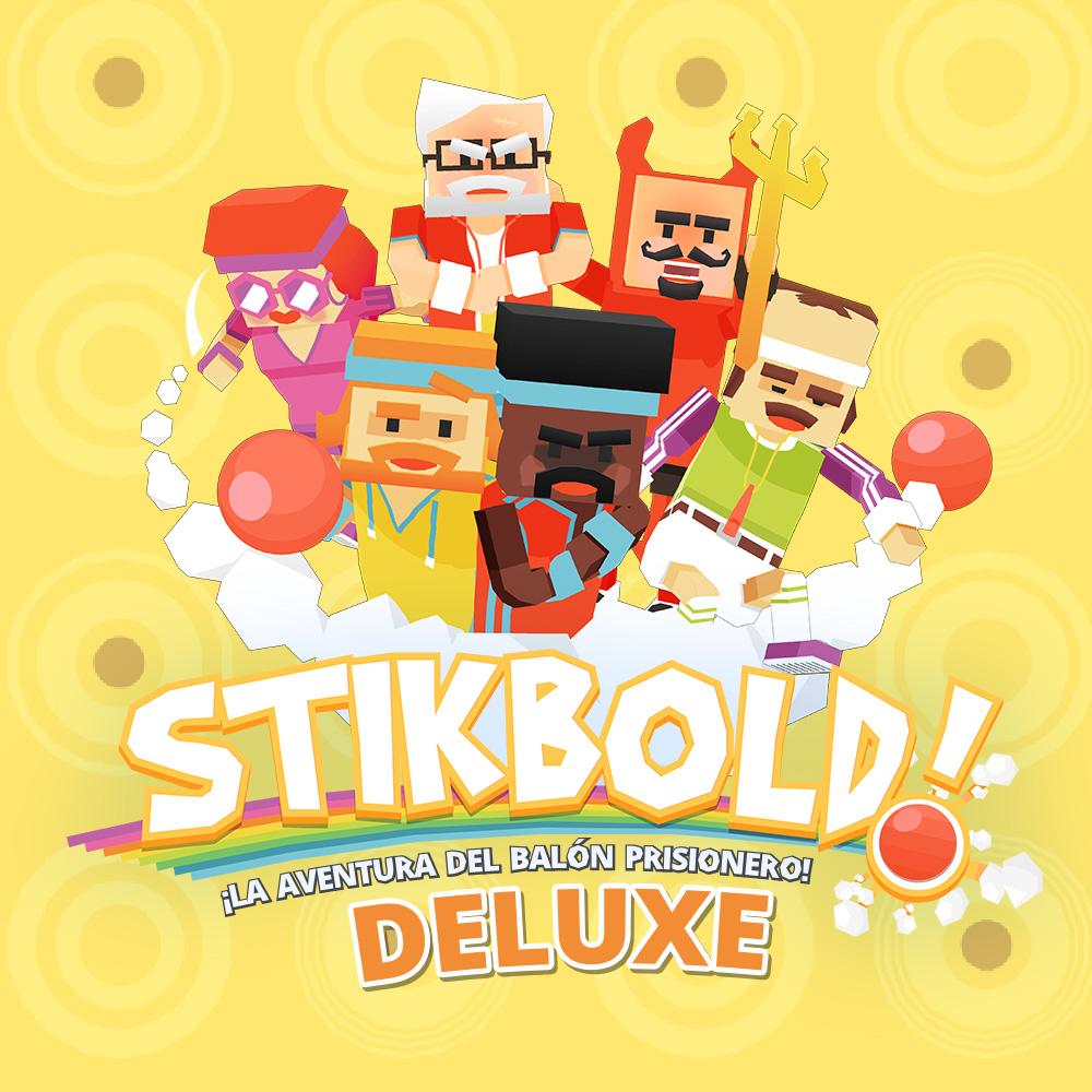 Stikbold! ¡La aventura del balón prisionero! DELUXE [SWITCH]