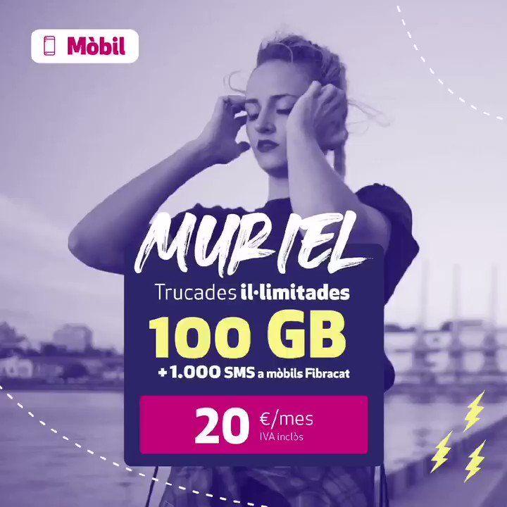 100GB + Ilimitadas