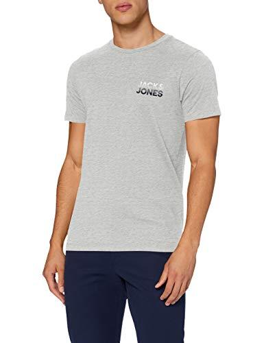 Jack & Jones Crew Neck Camiseta 100% Algodón