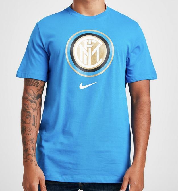 Camiseta Nike Inter Milan Crest