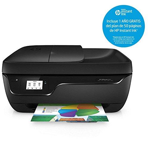 HP OfficeJet 3831 Multifunción WiFi + 1 año HP Instant Ink