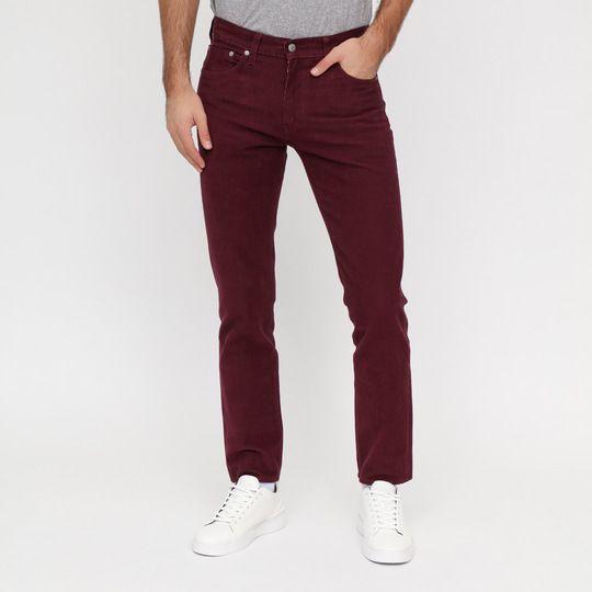 Levi's Jeans 511™ Corte Slim Vino