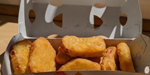 Nuggets Vegetales gratis en tu pedido a domicilio