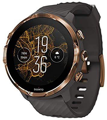 Suunto 7 Reloj Inteligente versátil (wear os)