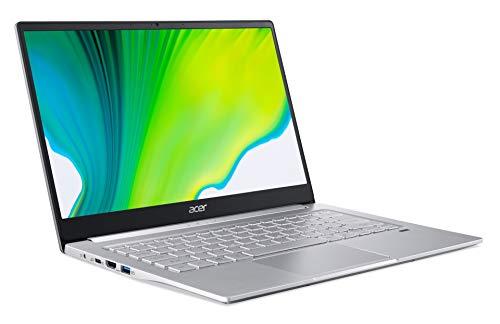 Acer Swift 3 4500U 8gb Ram 256 GB NVME (Teclado alemán)