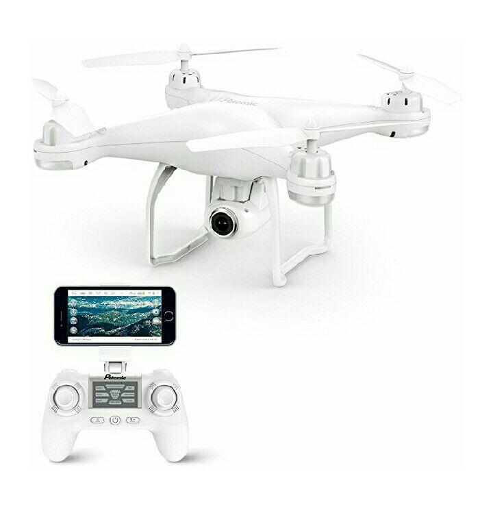 Potensic GPS wifi Drone con 1080P Cámara HD