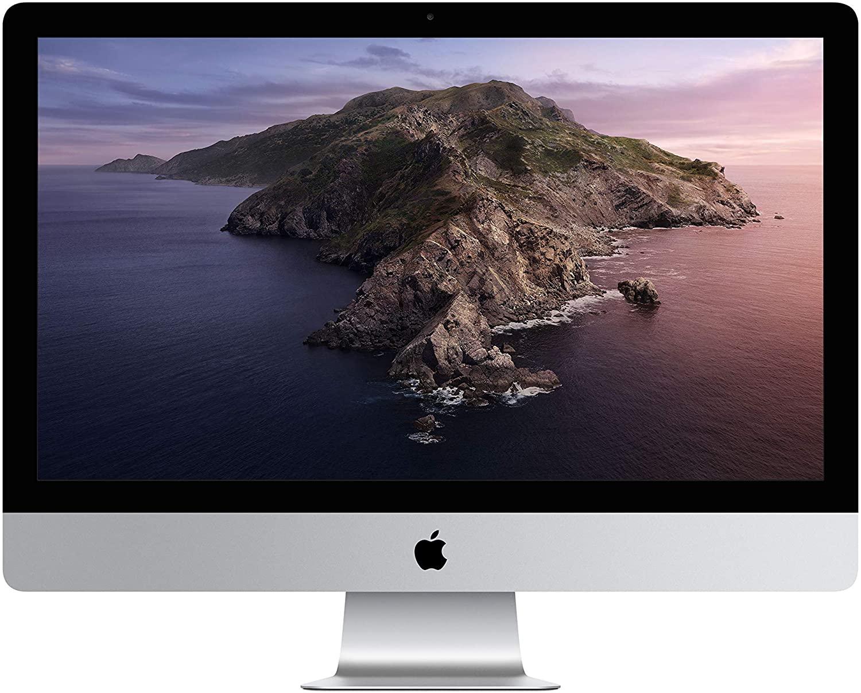 Apple iMac (de 27 pulgadas, 8GB RAM, 2TB de almacenamiento, Modelo Anterior)