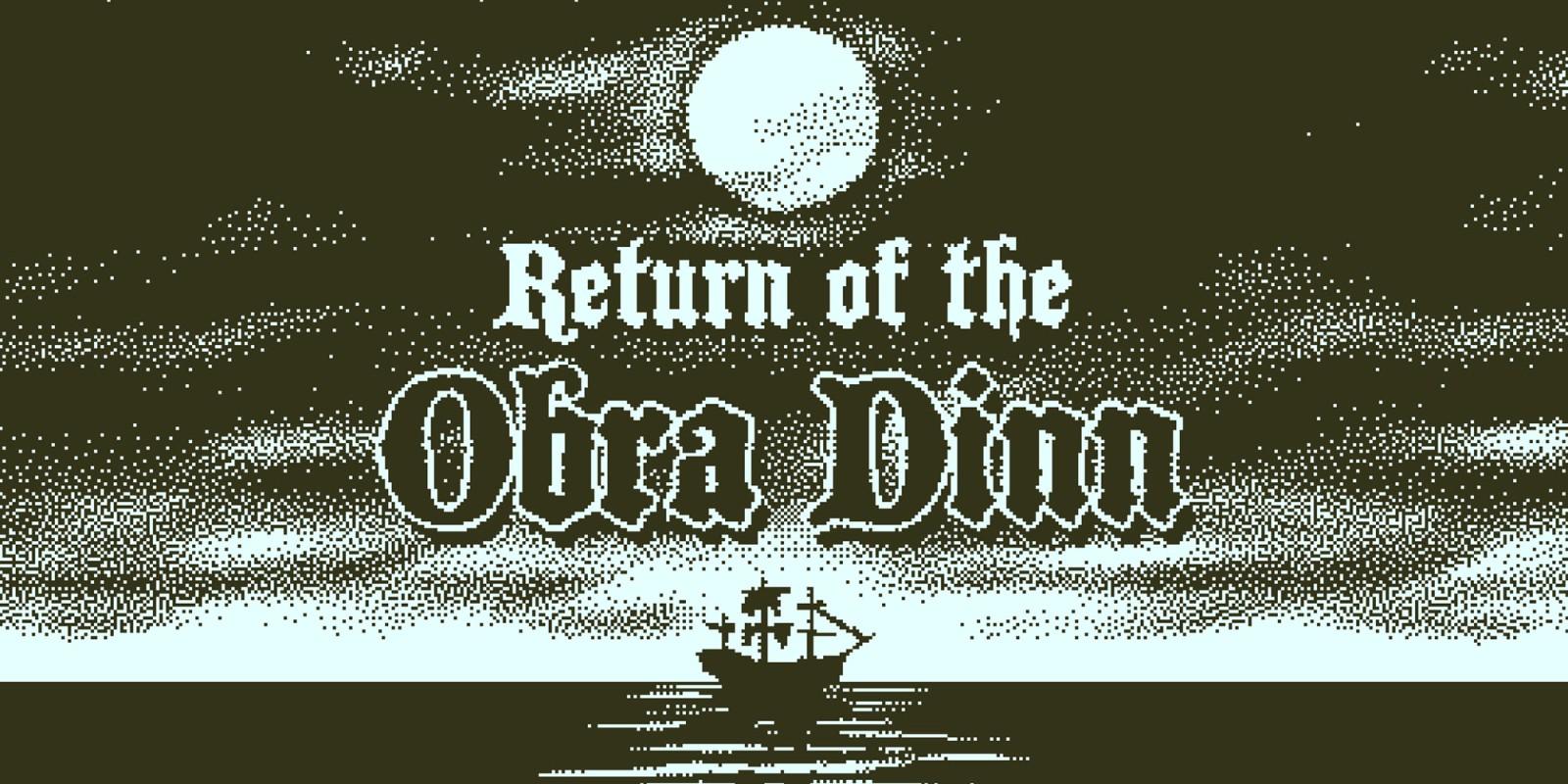 Return of the Obra Dinn al 50%