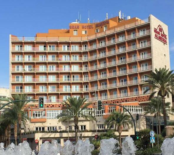 Almería 2 Noches hotel 4* + Desayunos (Varias fechas) (PxPm2)
