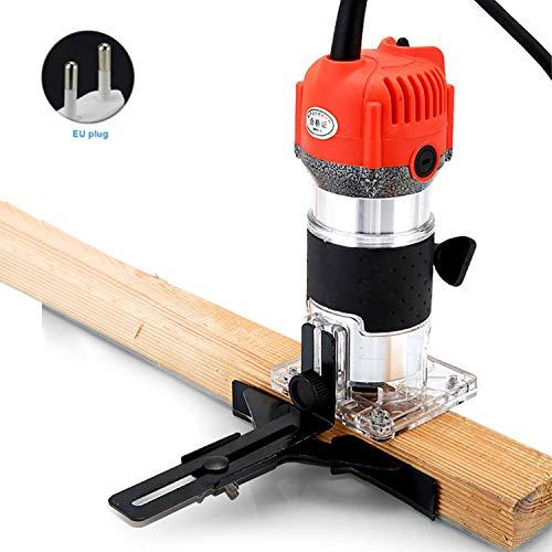 Fresadora manual para iniciarse en la carpintería.(precio extraordinario y mínimo histórico)