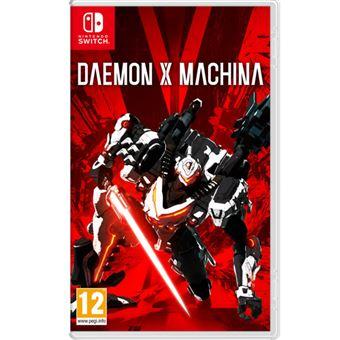 Daemon X Machina Nintendo Switch (Tiendas FNAC, física)