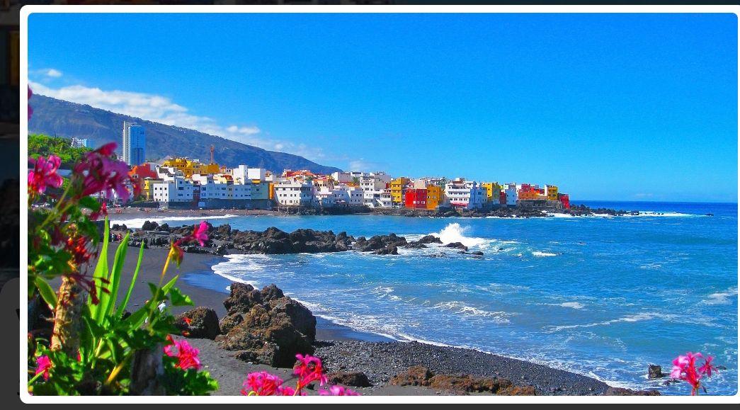 Tenerife 5 noches ApartHotel 3* +Vuelos (Madrid y otros) (PxPm2)