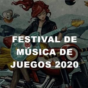 GRATIS :: Game Music Festival 2020 Online (16-17 Octubre)