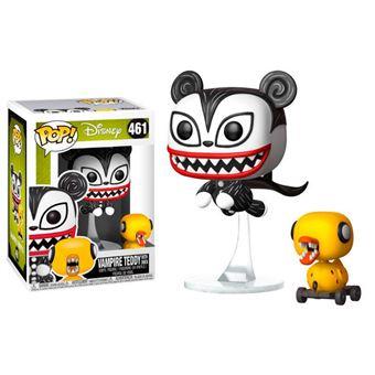 Funko POP! Disney Pesadilla Antes De Navidad Vampire Teddy with Undead Duck