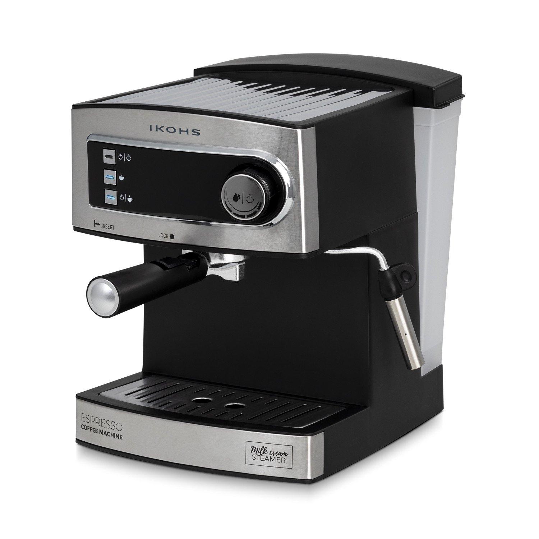 Cafetera espresso 20 bares de presión .