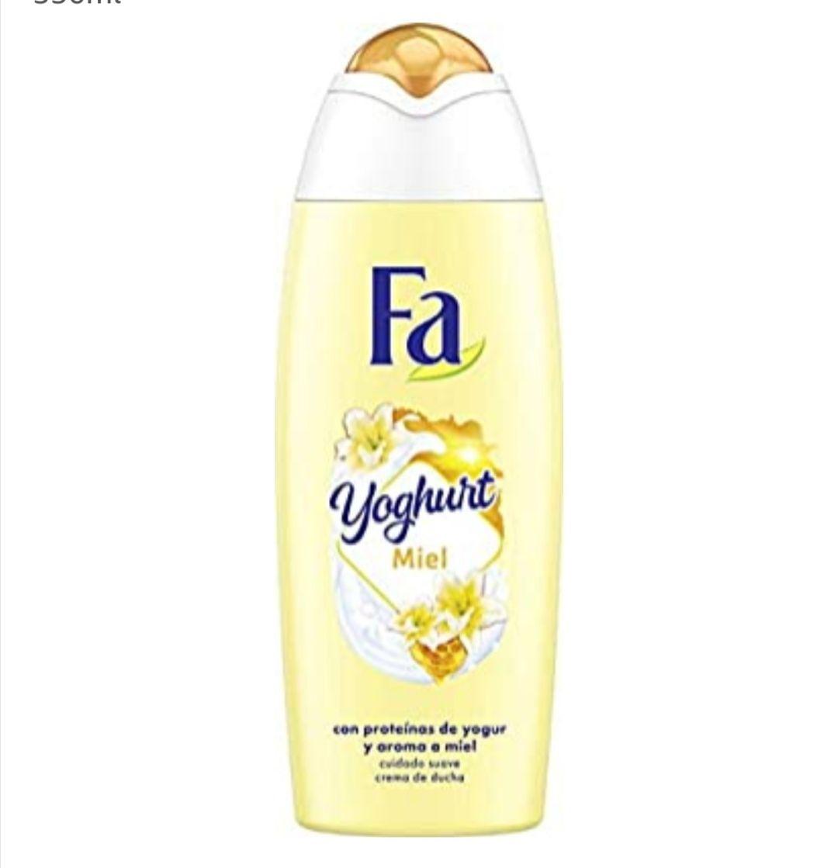 Fa - Gel de Ducha Yoghurt Miel - Suavidad y Protección - 550ml