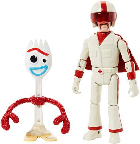 figuras de forky y duke caboom de toy story 4