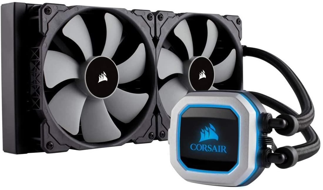 Corsair H115i Pro Refrigerador líquido solo 67€ (reacondicionado)