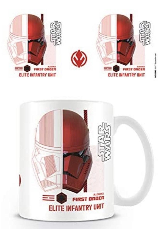 Star Wars: La Ascensión de Skywalker Taza de cerámica (315 ml)