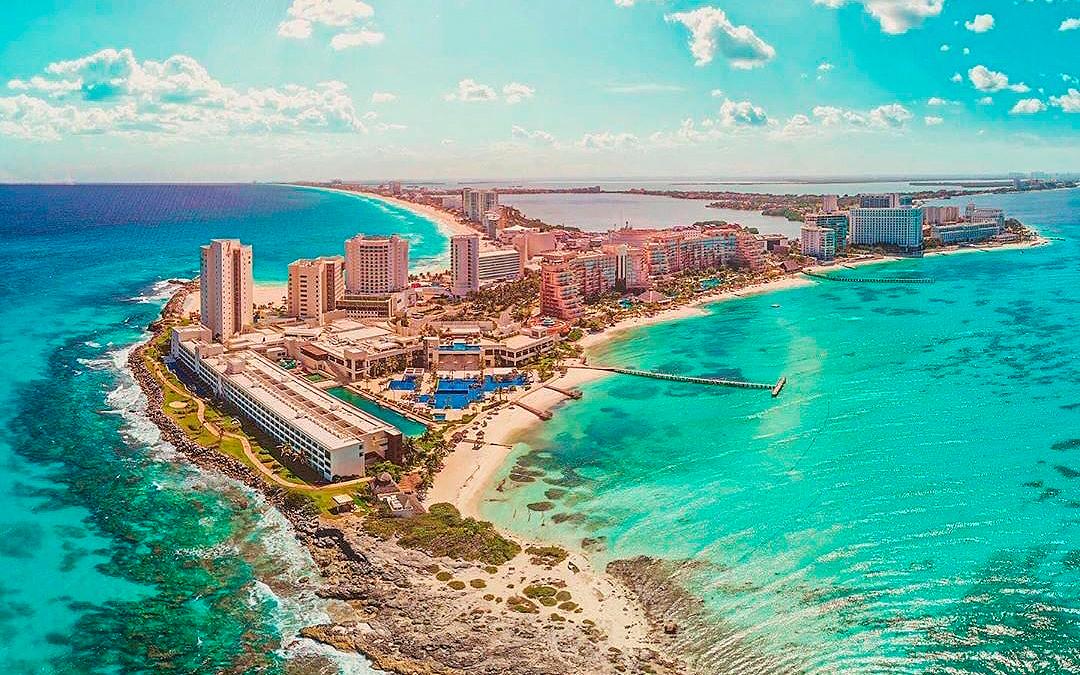 Vuelos a Cancún por 254€ ida y vuelta [Mayo 2021]