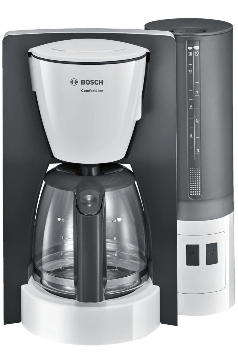 Bosch Comfort Line TKA6A041 - Cafetera de filtro / goteo, 1200 W,
