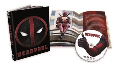 Deadpool - DVD Digibook (SOCIOS FNAC)
