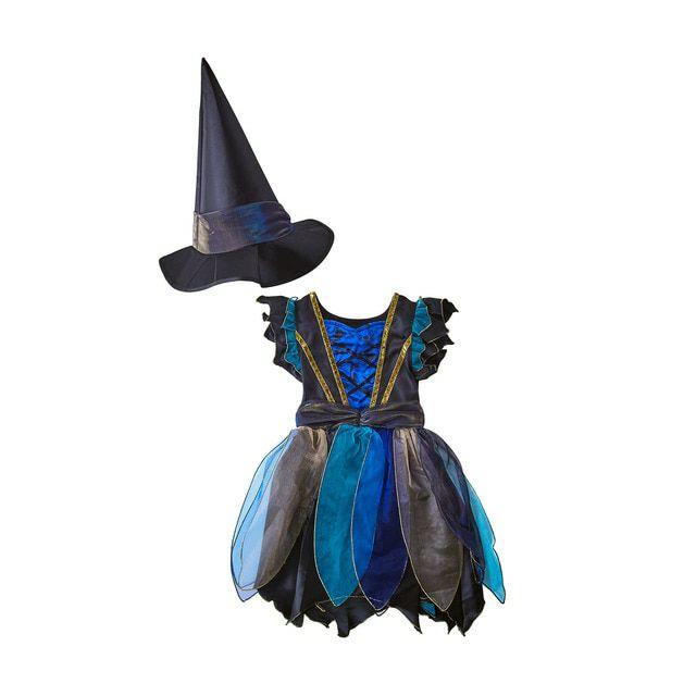 Disfraz infantil Bruja azul Halloween El Corte Inglés