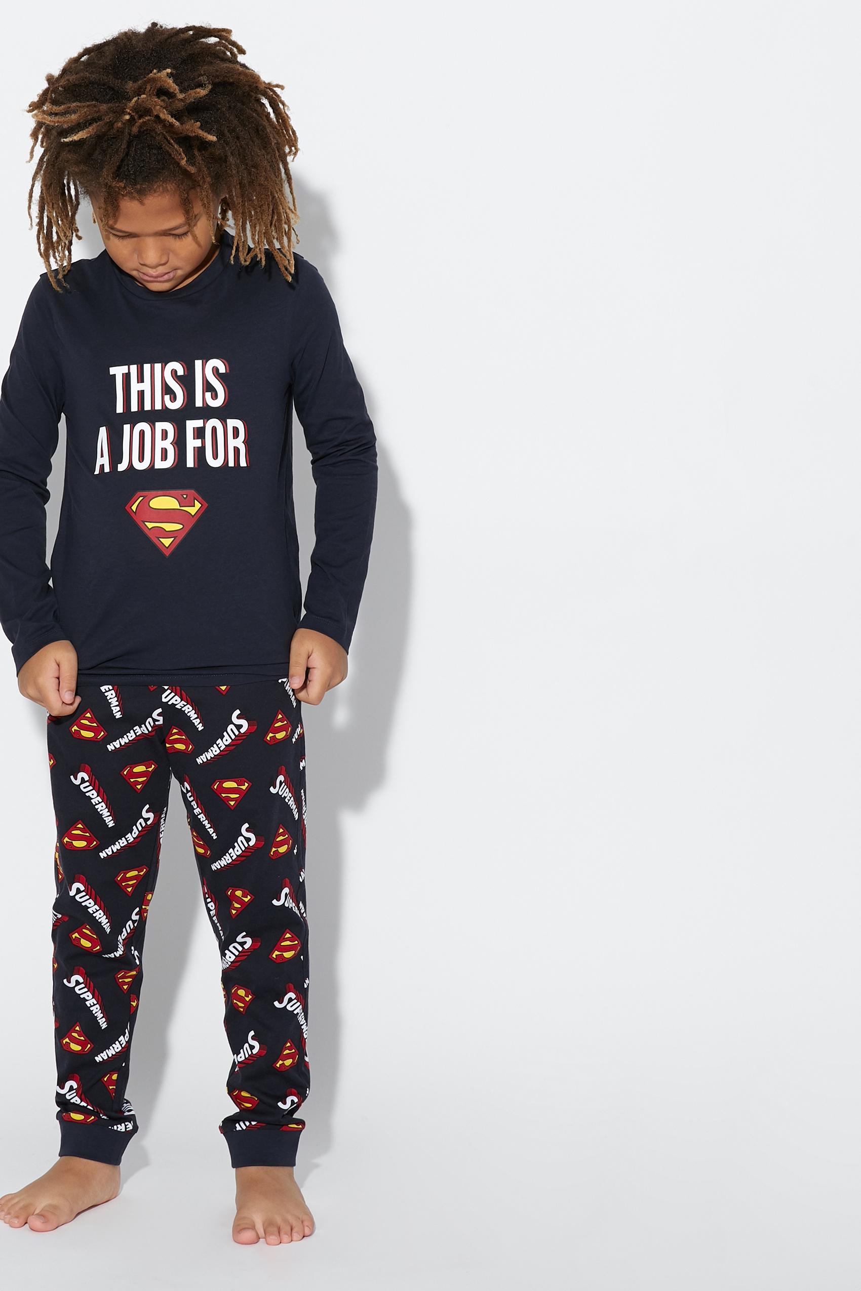 Pijama superman niño Tezenis