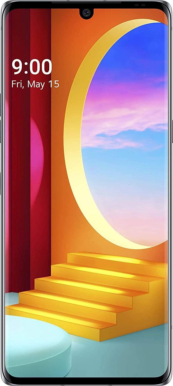 LG Velvet 5G Smartphone 128GB 6GB Dual Sim Aurora Gray