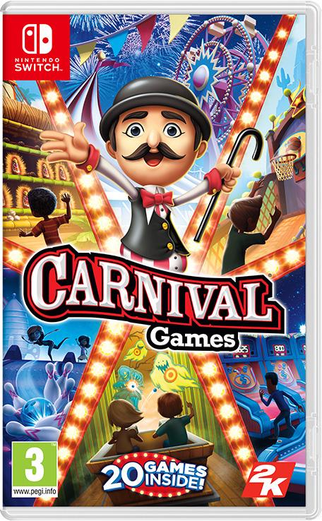 Carnival Games - Nintendo eShop