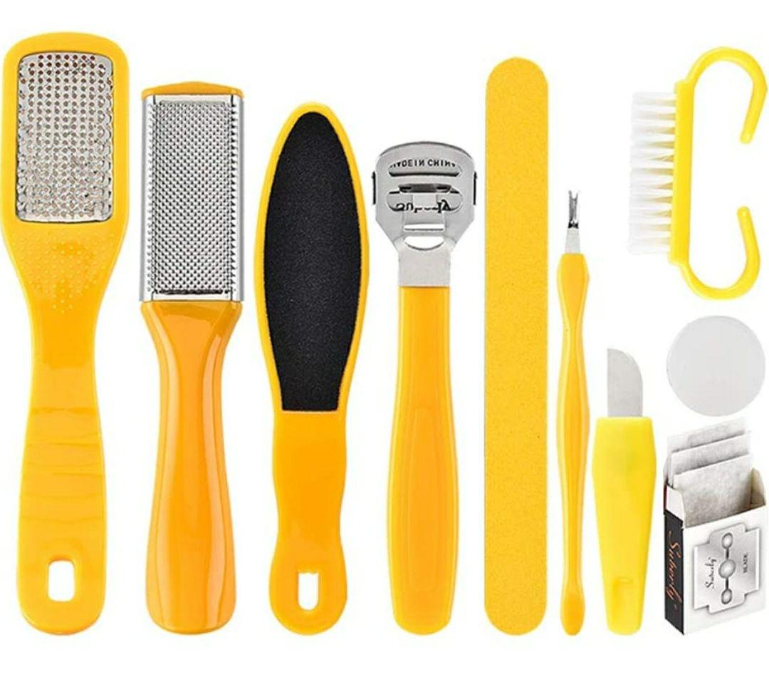 Kit de Pedicura 10 herramientas