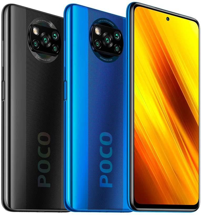 Xiaomi Poco X3 NFC 6GB/64GB 178€ y de 128GB a 212€ (Global) .