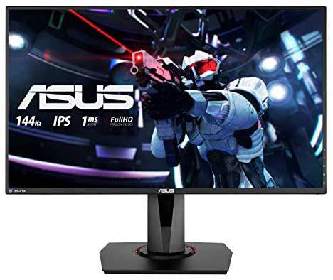 "Monitor ASUS de 27"" Full HD / DisplayPort / 1 ms / 144 Hz"