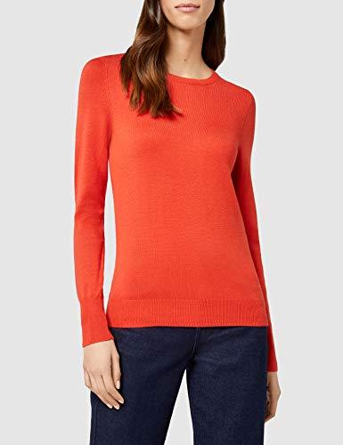 Jersey Cuello Redondo Mujer talla 40