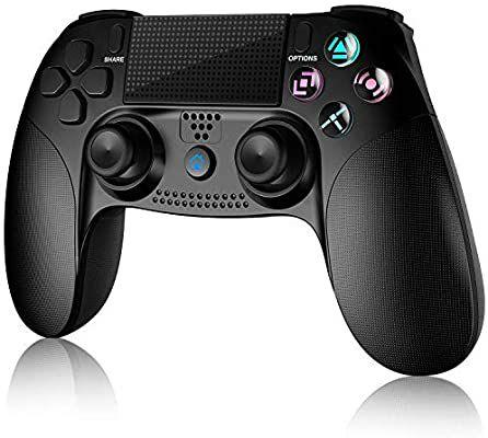 Gamory Mando Inalámbrico para PS4, Mando para PS4/Pro/Slim/ PC
