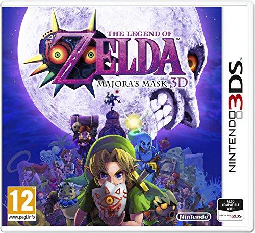 Zelda Majora's Mask 3DS Mínimo histórico