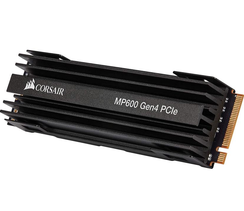 Corsair MP600 500GB Amazon.de