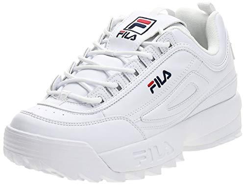 Fila Disruptor, Zapatillas para Hombre - Tallas 43, 44 y 46