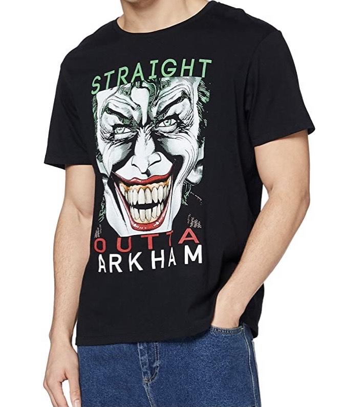 Talla XXL camiseta Batman