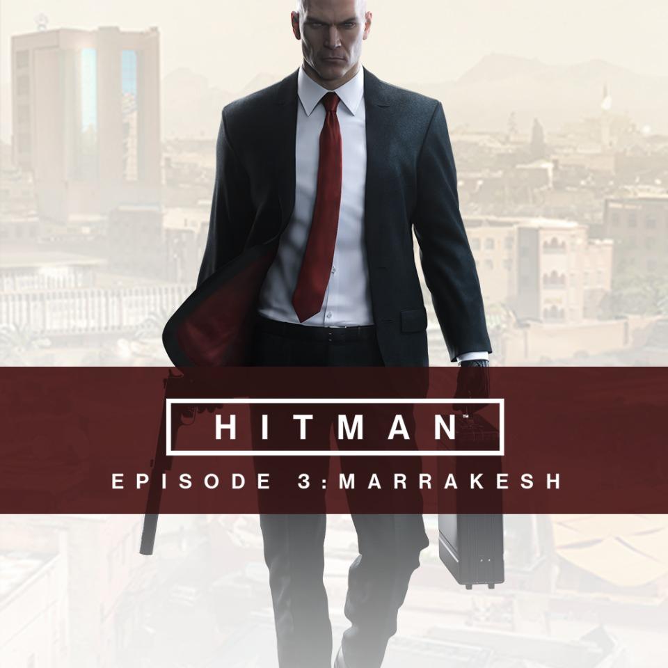 Hitman Marrakech Episodio 3 GRATIS
