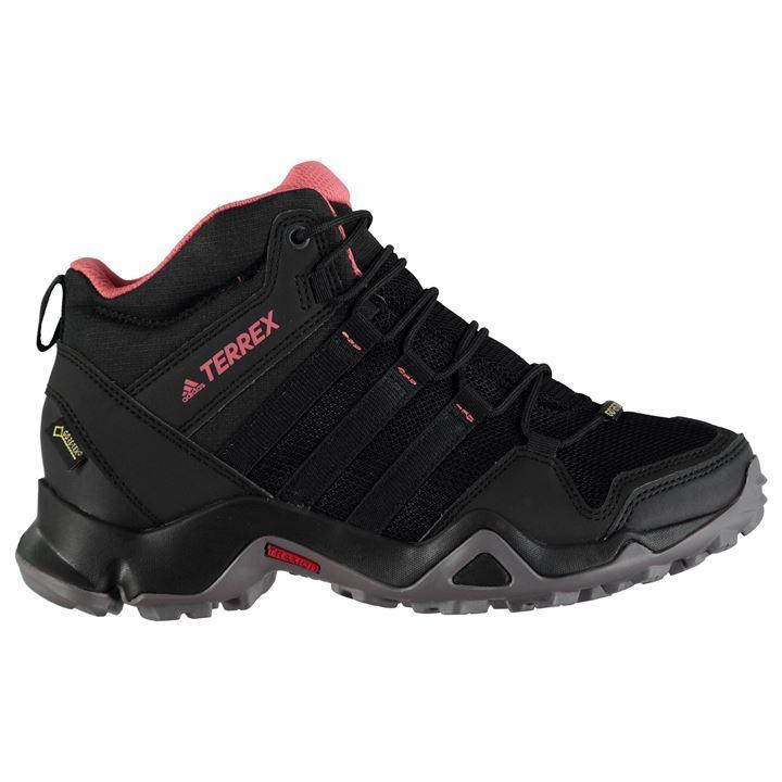 adidas Terrex AX2R GTX Mid Mujer Andar Zapatos