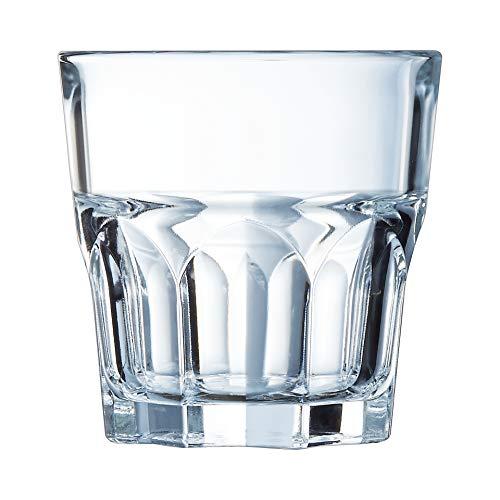 6 vasos Arcoroc de 16 cl