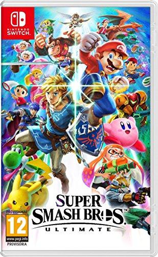 Super Smash Bros Ultimate de Nintendo Switch