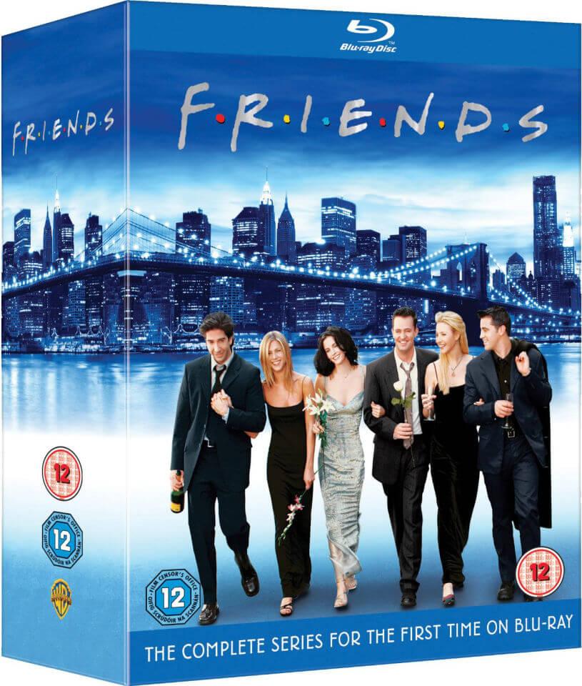 Friends Serie Completa Blu Ray