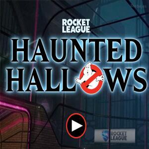 GRATIS :: Recompensas Ghostbusters @RocketLeague