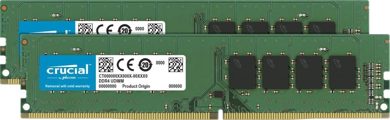Kit de Memoria RAM DE 16 GB (8 GB x 2, DDR4, 2400 MT/s)