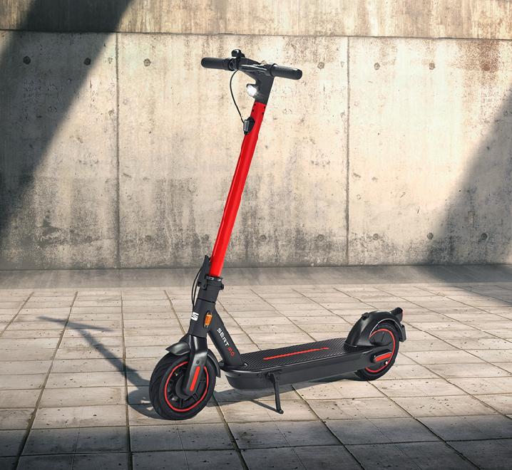 SEAT MÓ eKickScooter 65 (Ninebot MAX G30) Scooter eléctrico