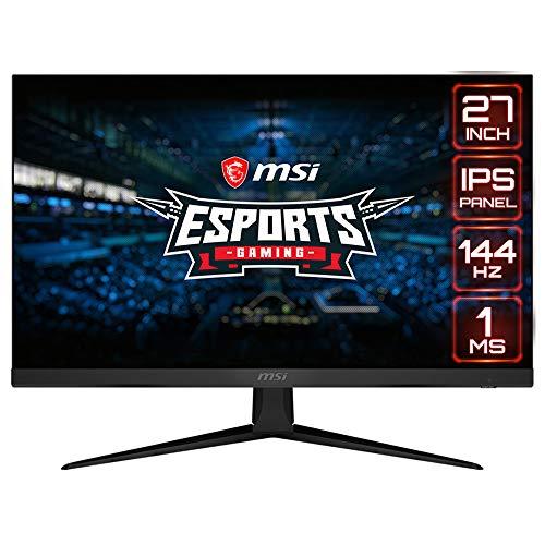"""Monitor MSI Optix Full HD de 27"""" / 144Hz / IPS / 1 ms"""