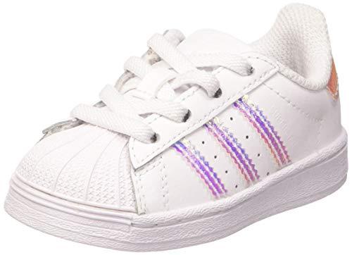 adidas Superstar . Zapatillas Unisex-Baby. Talla 26,5
